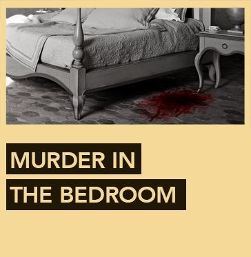 Escape Game Murder in the Bedroom, Escape Hunt. Jakarta.
